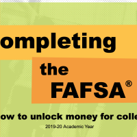2019 Ascendium Completing the FAFSA