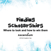 2019 Ascendium Finding Scholarships