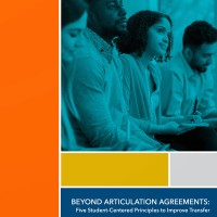 Beyond Articulation Agreements Five Student Centered